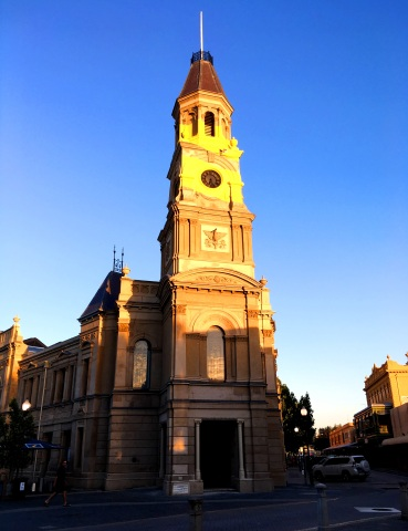 Pic 2017-1107 17 Fremantle Town Hall (3) Edit