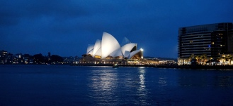 Pic 2017-1224 06 Sydney Harbour at Nite (1) Edit