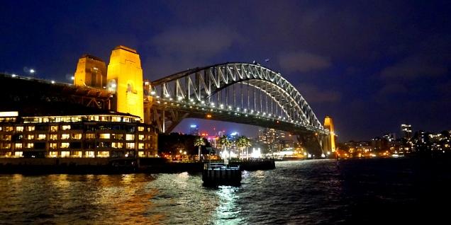 Pic 2017-1224 06 Sydney Harbour at Nite (42) Edit