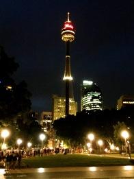 Pic 2017-1219 09 Sydney CBD at Nite (3) Edit