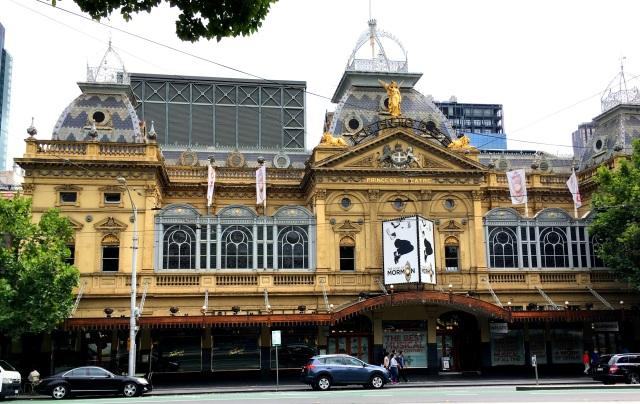 Pic 2018-0115 08 Princes Theatre Edit