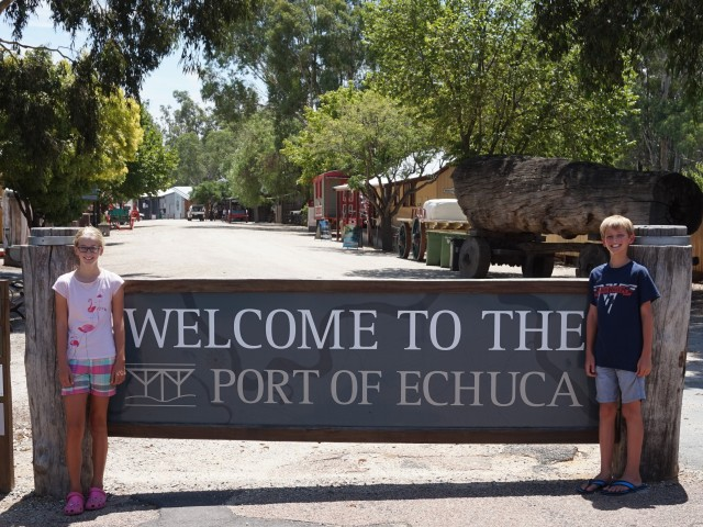 Echuca, Victoria | American Family Travels