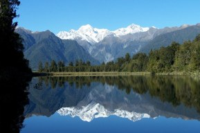 Lake Matheson Ideal