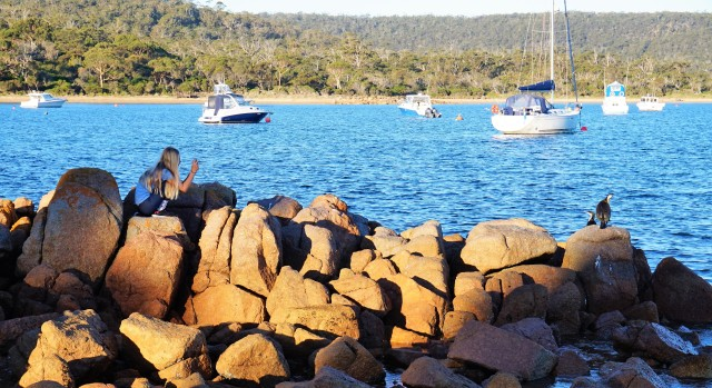 Pic 2018-0404 08 Coles Bay (4) Edit