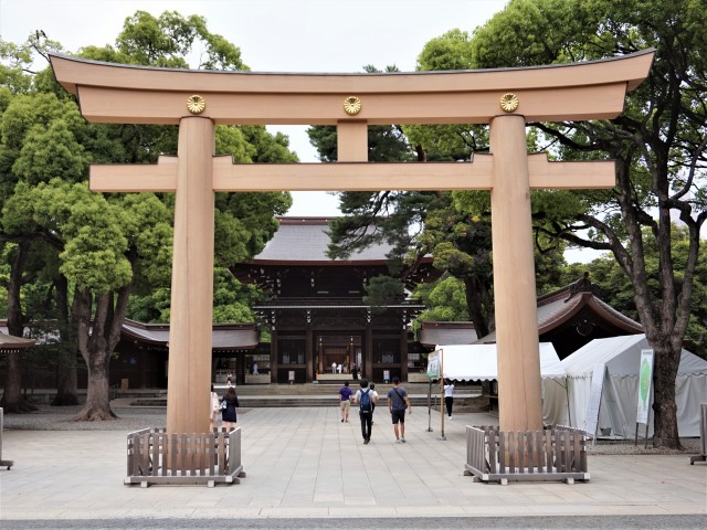 Pic 2018-0605 13 Meiji Jingu Shrine (16) Edit