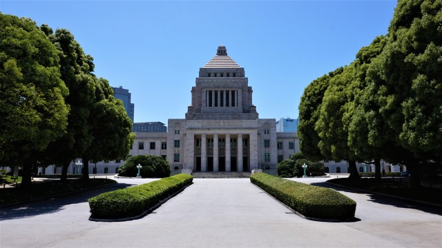 Pic 2018-0607 05 National Diet Building (3) Edit