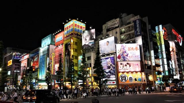 Pic 2018-0608 08 Akihabara Electronics Area (14) Edit