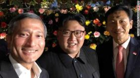 Pic 2018-0611 Kim Jong-un Selfie Download