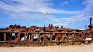Pic 2018-0722 07 Fraser Island Maheno Shipwreck (17) edit