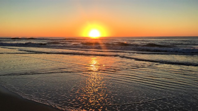 Pic 2018-0727 02 Coolum Beach Sunrise (33) edit