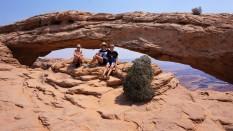Pic 2018-0813 09 Canyonlands NP Mesa Arch (8) edit
