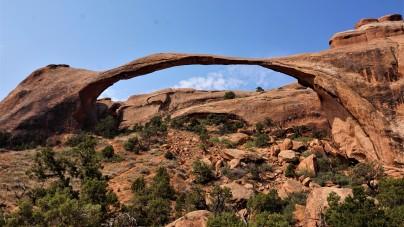 Pic 2018-0814 04 Arches NP Landscape Arch (22) edit