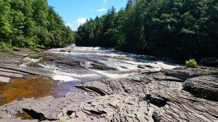 Pic 2020-0719 04 Porcupine Mtns Presque Ilse River Falls (106) er