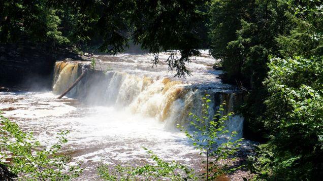 Pic 2020-0719 04 Porcupine Mtns Presque Ilse River Falls (13) er